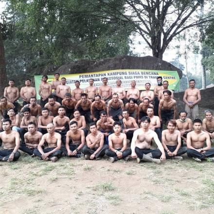 Pemantapan Kampung Siaga Bencana (KSB) TK Kabupaten Bandung