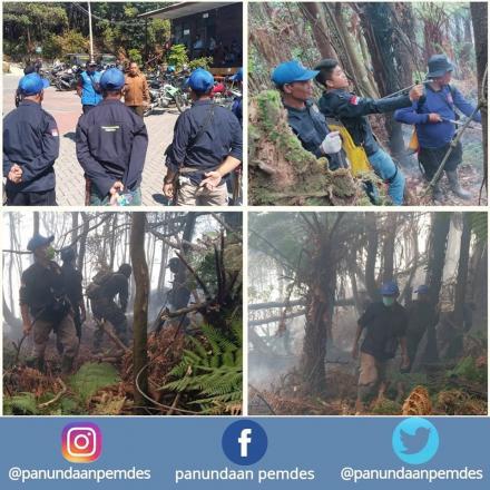 Giat Kampung Siaga Bencana (KSB) PANUNDAAN